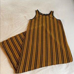Bershka Knit Maxi Dress